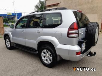 Prodám Toyota Land Cruiser 3,0 D-4D Automat ČR