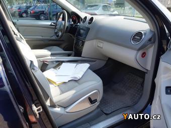 Prodám Mercedes-Benz Třídy M 350CDI Airmatic Sport