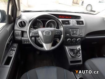 Prodám Mazda 5 1,6 D 7. míst ČR