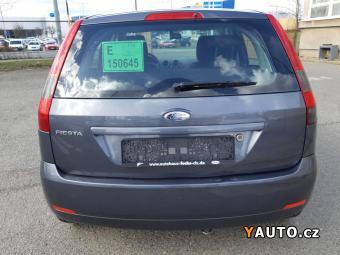 Prodám Ford Fiesta 1.25 16v Trend