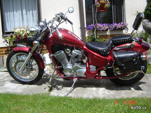 930d1f3244d1b Prodám Honda Honda VT600 Shadow prodej Honda Honda Motorky
