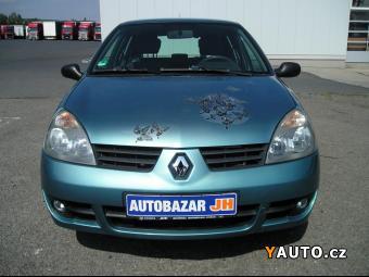 Prodám Renault Clio CAMPUS 1,2 55 kw
