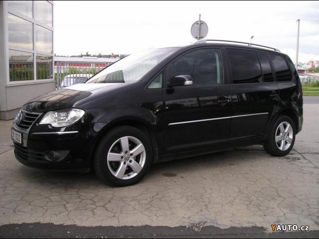 Prodám Volkswagen Touran 2.0 Tdi 103 kw