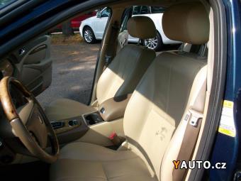 Prodám Jaguar S-Type 2.7D V6 1. MAJ, SERVISKA, ČR