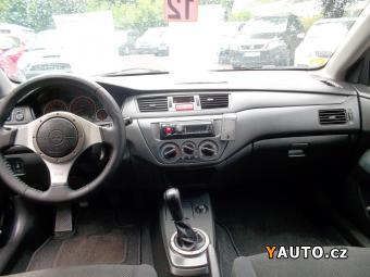 Prodám Mitsubishi Lancer 1.6 16V INTENSE, SERVISKA, ČR