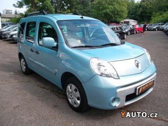 Prodám Renault Kangoo 1.6i LPG, ČR, SERVISKA