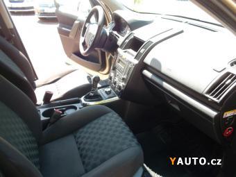 Prodám Land Rover Freelander 2.2TD4, SERVISKA, ČR, 1. MAJ