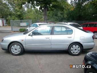 Prodám Nissan Primera 2.0 CVT, EKO ZAPLACENO