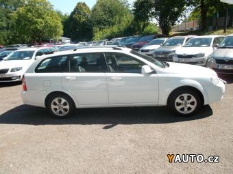 Prodám Chevrolet Lacetti 1.6i 1. MAJ, ČR, SARVISKA