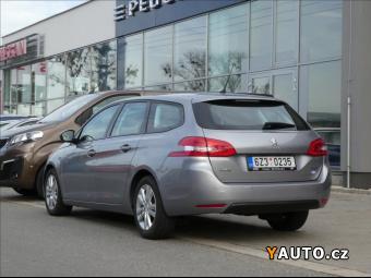 Prodám Peugeot 308 1,6 HDi Blue