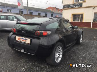 Prodám Smart Roadster 0,7 Turbo 60kW