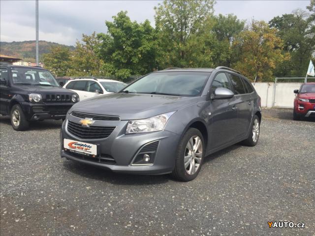 Prodám Chevrolet Cruze 1.8 i SW