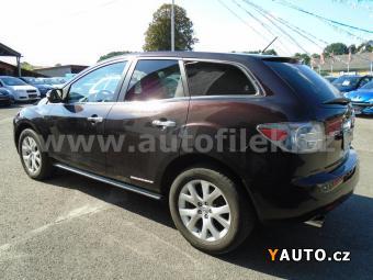 Prodám Mazda CX-7 2.3 191kW