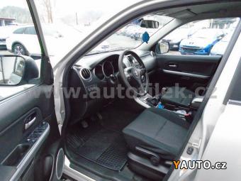 Prodám Suzuki Grand Vitara 1.9 DDIS JLX Comfort