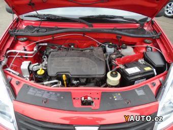 Prodám Dacia Sandero 1.2 55kW servo