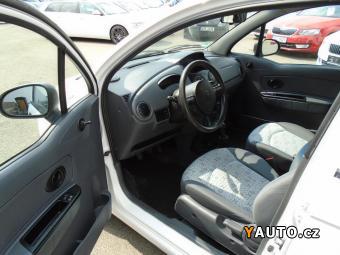 Prodám Chevrolet Matiz 0.8 38kW