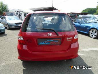 Prodám Honda Jazz 1.2