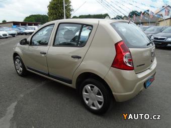 Prodám Dacia Sandero 1.1 55kW