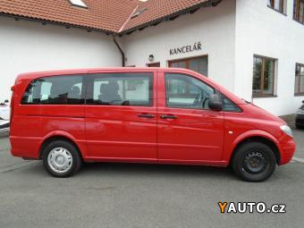 Prodám Mercedes-Benz Vito 109CDI L KB