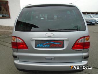 Prodám Ford Galaxy 1.9 TDI 150k Ghia