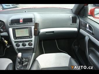 Prodám Škoda Octavia 2.0TDi RS