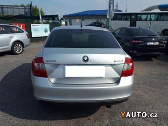 Prodám Škoda Rapid 1,6 TDI, CZ, servisní kniha