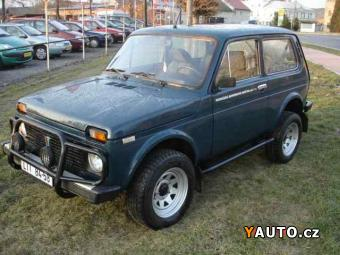 Prodám Lada Niva 1,7 66.000Km