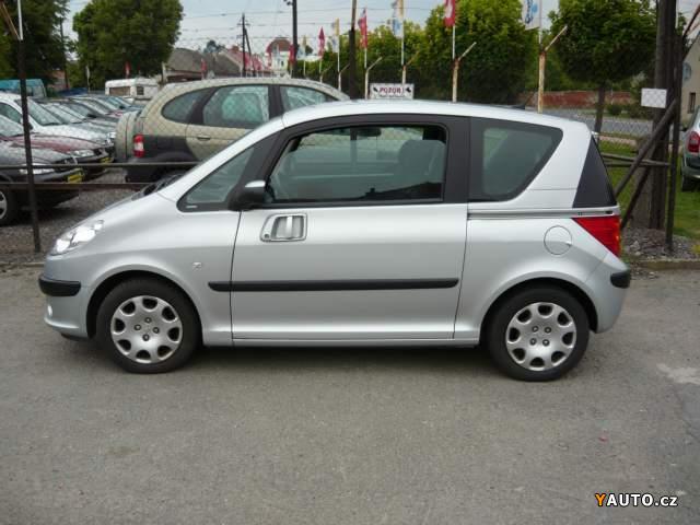 Prodám Peugeot 1007 1,4 HDi Trendy