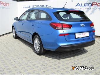 Prodám Hyundai i30 1,0 T-GDi Rezervace