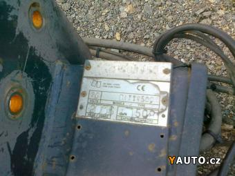 Prodám Mercedes-Benz 1223 skříň hliník 2007 a čelo