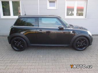 Prodám Mini Cooper 1.6i ČR SERVIS. KN 56TIS. KM
