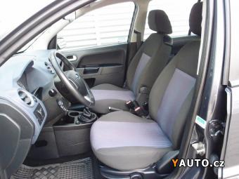 Prodám Ford Fusion 1.4i ČR 1MAJ 50TIS. KM KLIMA