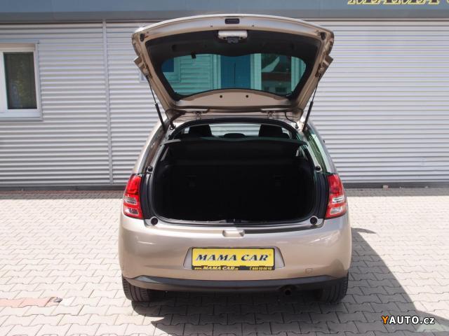 Prodám Citroën C3 14i ČR 1MAJ SERVIS KN prodej Citroën