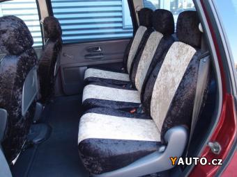 Prodám Ford Galaxy 1.9TDi 85kW 7MÍST KLIMATIZACE