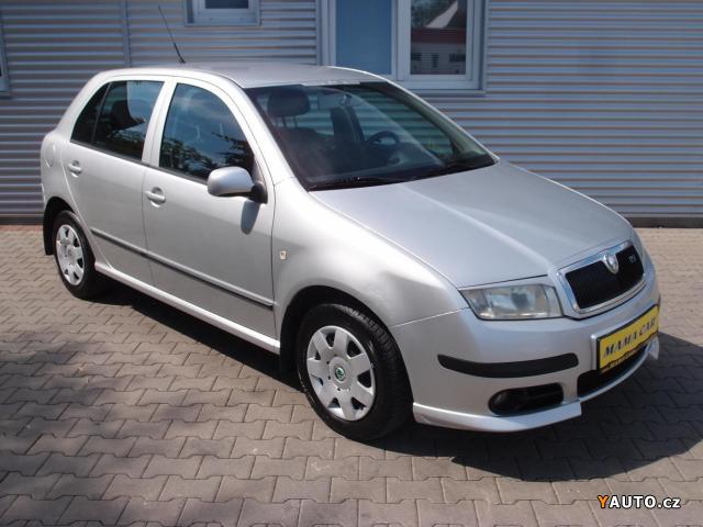 Prodám Škoda Fabia 1.2i 47kW ČR ELEGANCE KLIMA