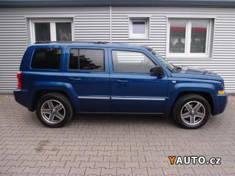 Prodám Jeep Patriot 2.0CRD ČR 1MAJ PLNÁ VÝBAVA NAV