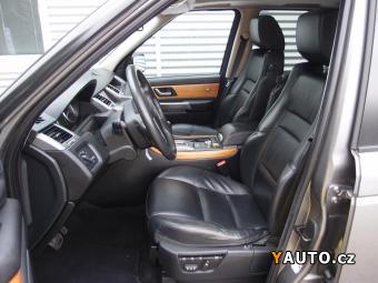 Prodám Land Rover Range Rover Sport 3.6TD V8 KŮŽE XENONY