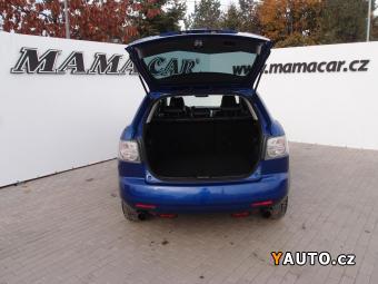 Prodám Mazda CX-7 2.3i AWD 191kW ČR SRVIS KN TCS