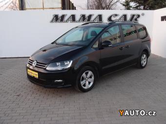 Prodám Volkswagen Sharan 2.0TDi 103KW SERVIS. KN DIGI AC