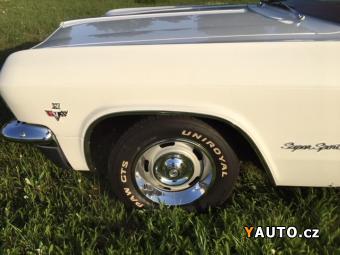 Prodám Chevrolet Impala KUPÉ AUTOMAT 272kW