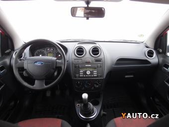 Prodám Ford Fiesta 1.4i ČR 1MAJ SERVIS. KN