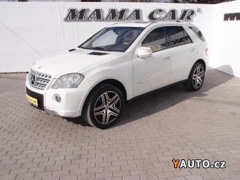 Prodám Mercedes-Benz Třídy M ML 420CDi 4MATIC AMG SERVISNÍ