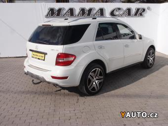 Prodám Mercedes-Benz Třídy M 420CDi 4MATIC AMG SERVISNÍ KN