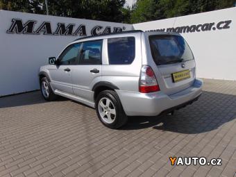 Prodám Subaru Forester 2.0i AWD ČR SERVISNÍ KNIHA