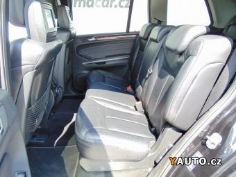 Prodám Mercedes-Benz GL 550 285kW 4MATIC 7 MÍST