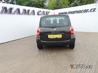 Prodám Renault Modus 1.2i 55KW KLIMATIZACE SERVIS K