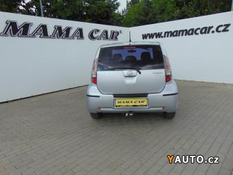 Prodám Daihatsu Sirion 1.3i 4WD ČR 1MAJ SERVISNÍ KN