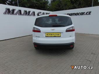 Prodám Ford S-MAX 2.0TDCi ČR 1MAJ ŘÁDNÝ SERVIS