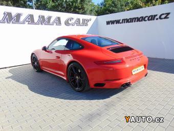 Prodám Porsche 911 CARRERA 4S NOVÝ VŮZ, PRODÁNO