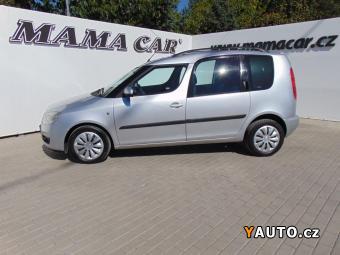 Prodám Škoda Roomster 1.4TDi 59kW ČR 1MAJ SERVISNÍ K